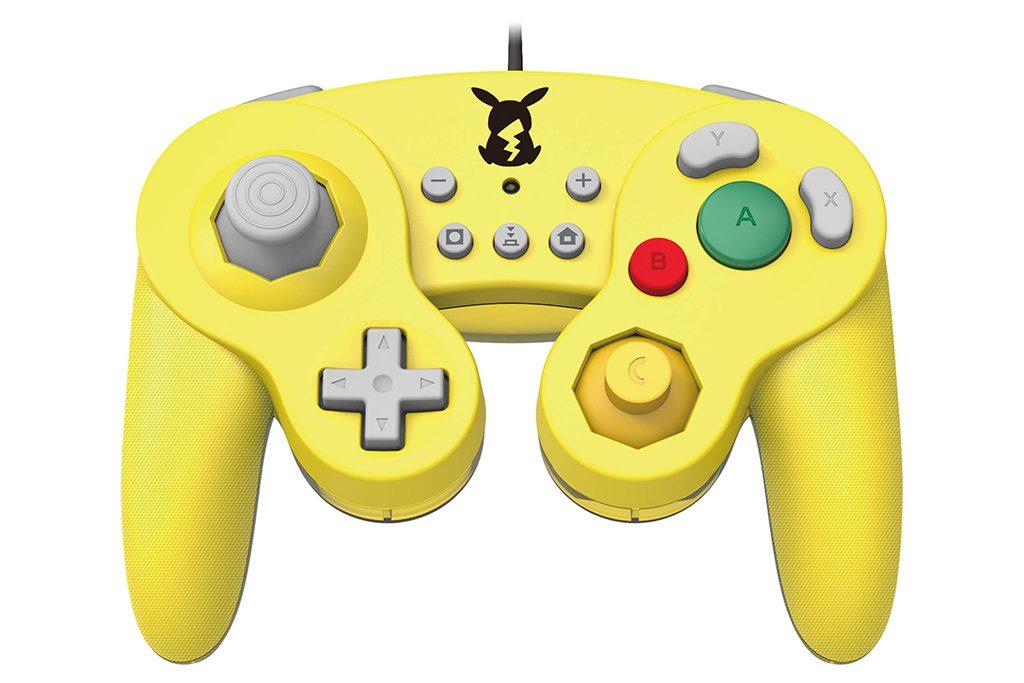 Nintendo Switch si arricchisce di 3 nuovi controller GameCube a tema Mario, Zelda e Pikachu 1
