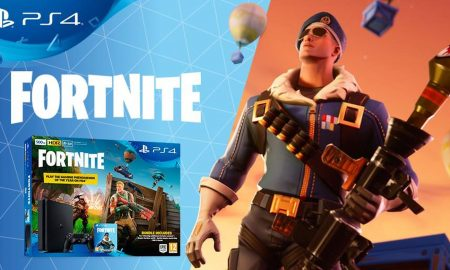 PS4 500 GB Fortnite bundle