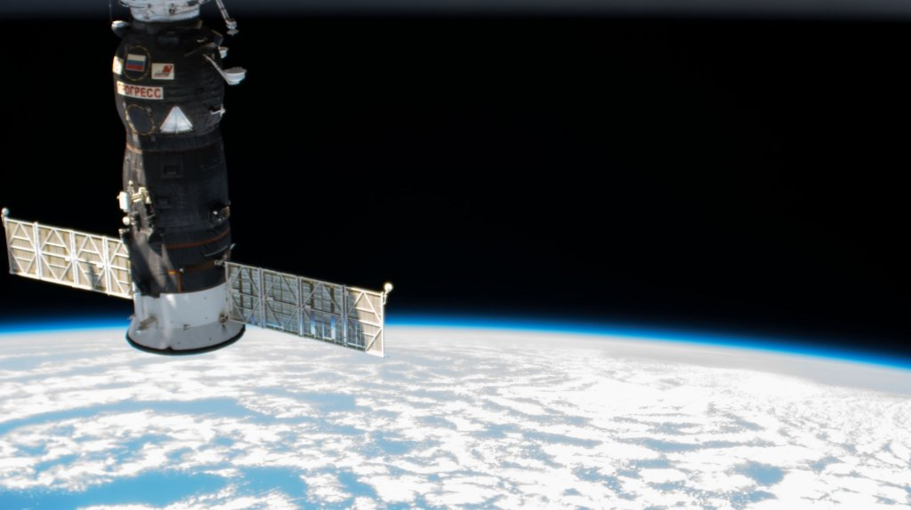 Progress ISS record spaziale spazio