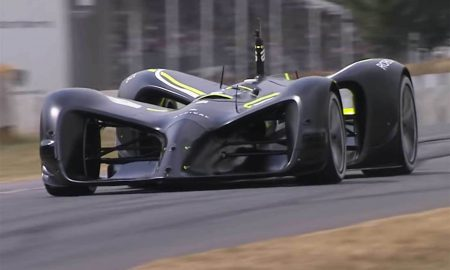 Roborace guida autonoma gara