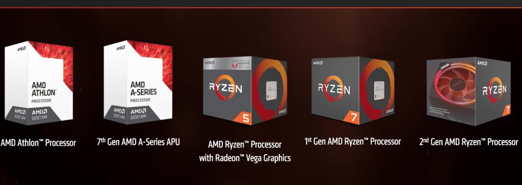 AMD annuncia nuove schede madri basate sul chipset AMD B450 1