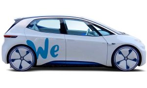 Volkswagen We car sharing