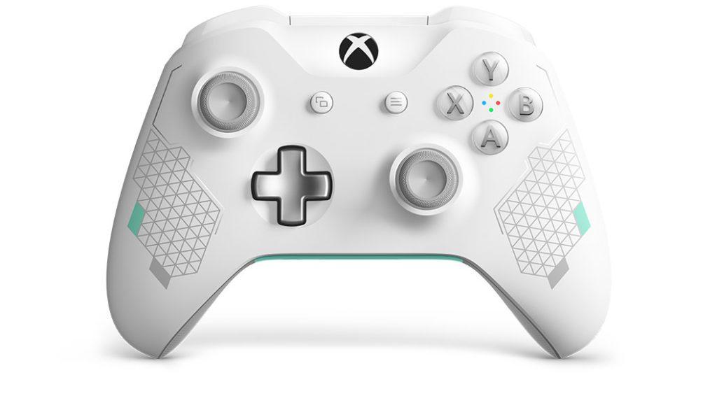 Le novità di Xbox One fra il nuovo controller Sport White e il supporto Dolby Vision 1