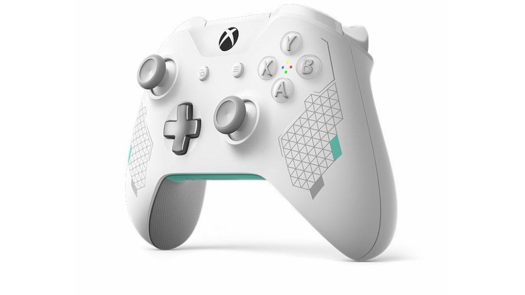Le novità di Xbox One fra il nuovo controller Sport White e il supporto Dolby Vision 3
