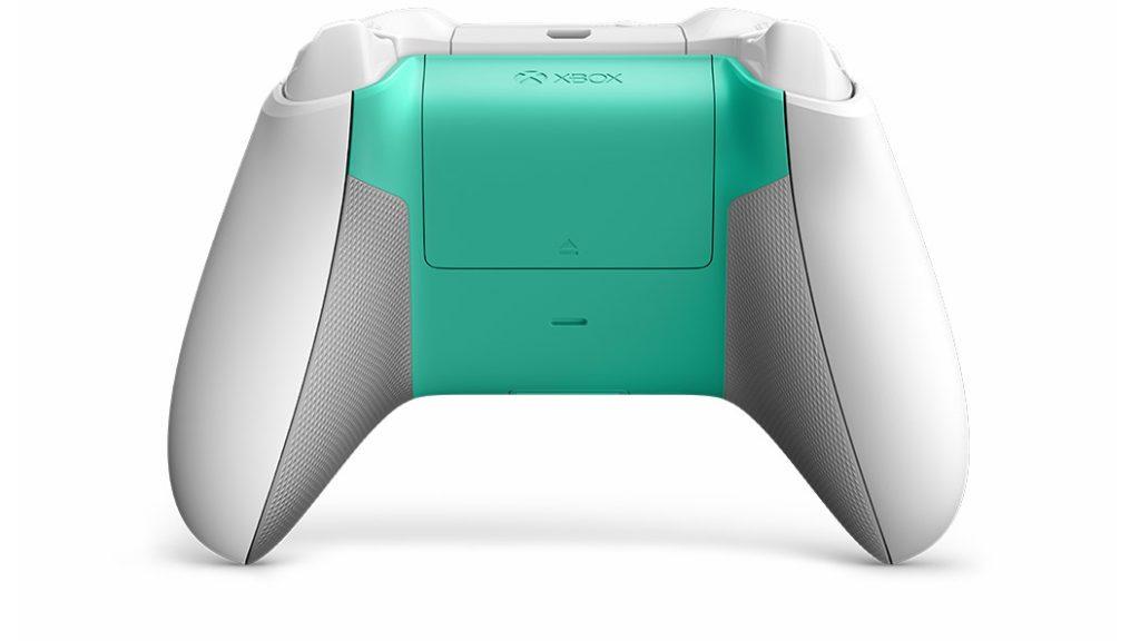 Le novità di Xbox One fra il nuovo controller Sport White e il supporto Dolby Vision 2