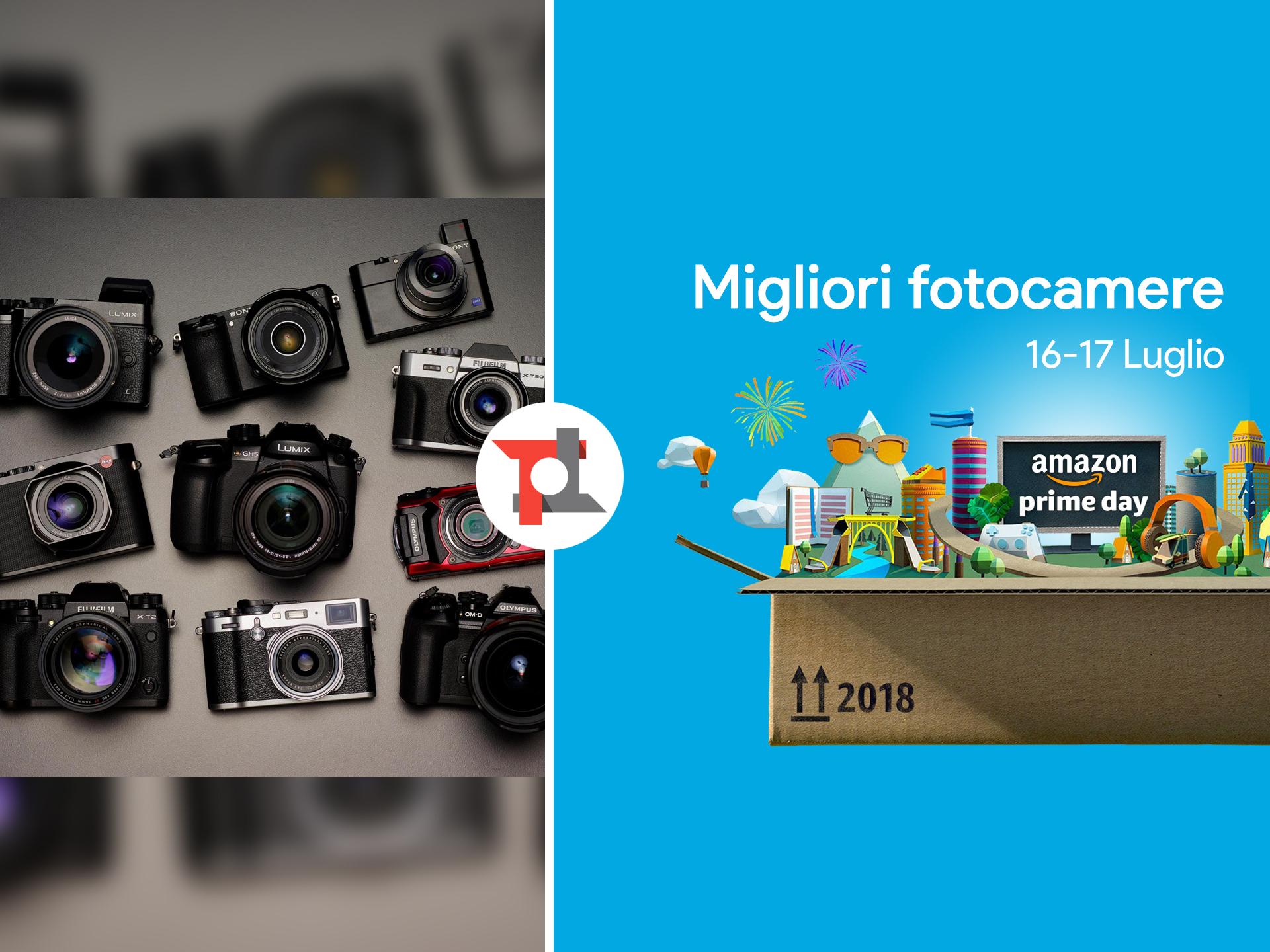 Migliori offerte fotocamere Amazon Prime Day | 17 luglio | TuttoTech.net