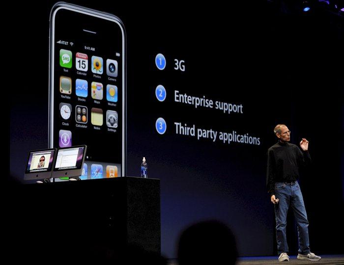 Steve Jobs, Apple