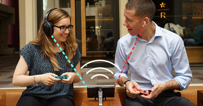 Genki promette il supporto all'audio Bluetooth sulla Nintendo Switch 1
