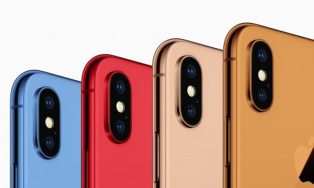 iPhone 2018 mackup