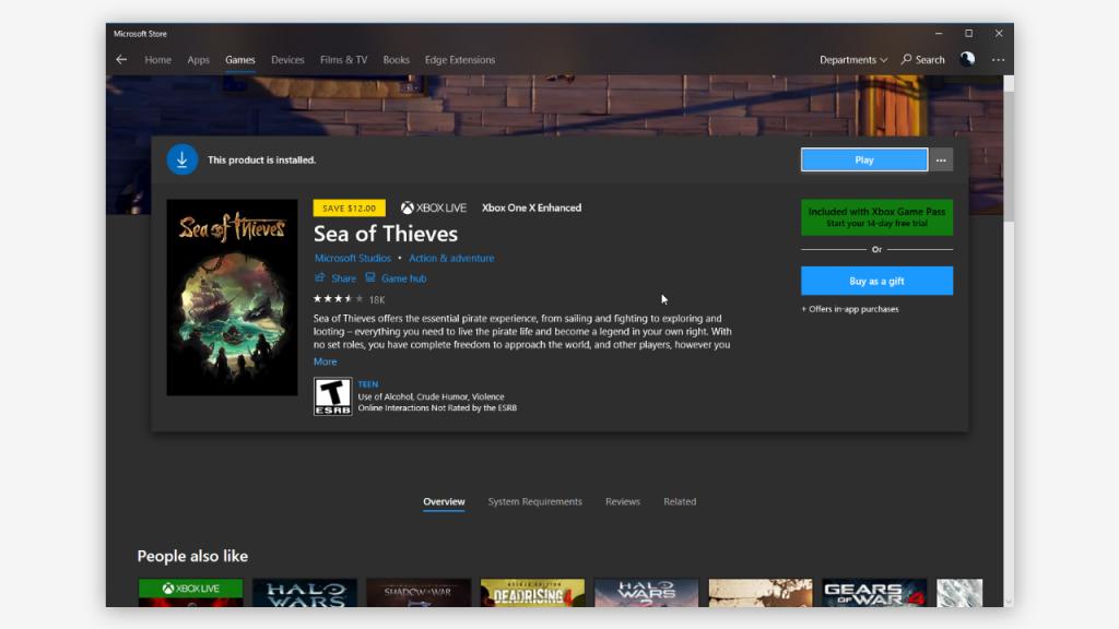 Il Microsoft Store si rifà il look nella versione desktop 2