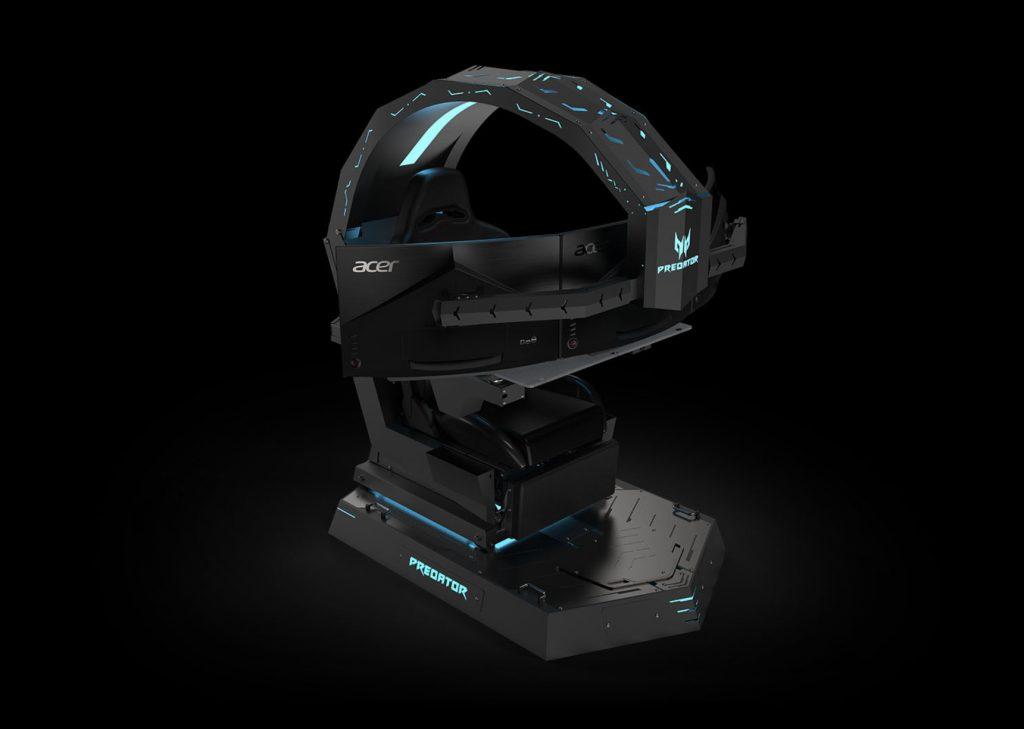 Acer Predator Thronos è ufficiale: ecco il trono da Re per i Re del gaming 1