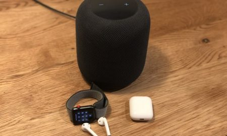 AirPods 2 e HomePod 2
