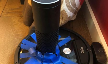 Amazon Echo Jeff Bazos hackerato dai figli