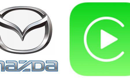 Apple CarPlay Mazda