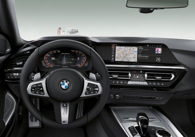 BMW Z4 M40i annunciata nella splendida cornice di Pebble Beach 2
