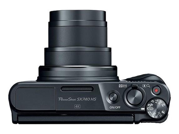 Canon PowerShot SX740 HS, la nuova compatta da 20.3 MP, zoom ottico 40x e registrazione in 4K 1