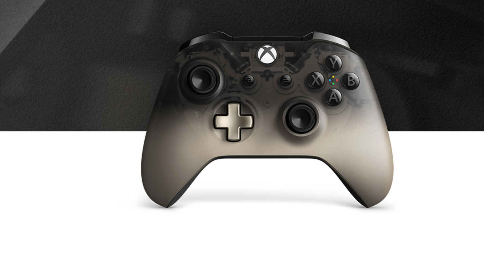 Controller Xbox One Phantom Black