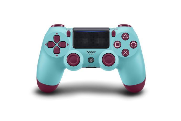 Disponibili 4 nuovi e coloratissimi DualShock 4 per PS4 1