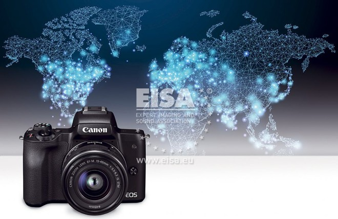 EISA 2018 - 2019, ecco le migliori fotocamere reflex e mirrorless 4