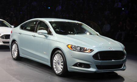 Ford auto elettriche