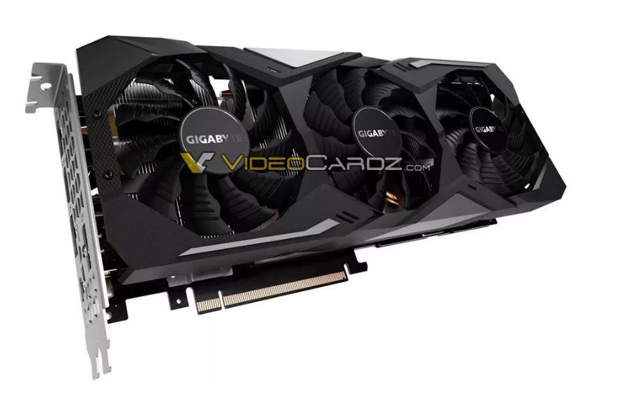 Gigabyte Nvidia GeForce RTX 2080 Ti