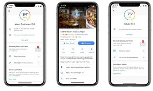 Google Maps iOS preferenze
