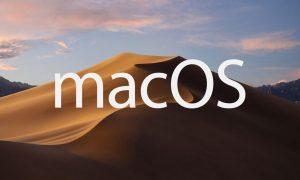 Installazione pulita di macOS