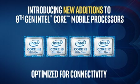 Intel Whiskey Lake-U da 15W e Amber Lake-Y a 5W