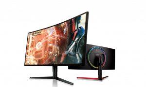 LG UltraGear 34GK950G monitor gaming
