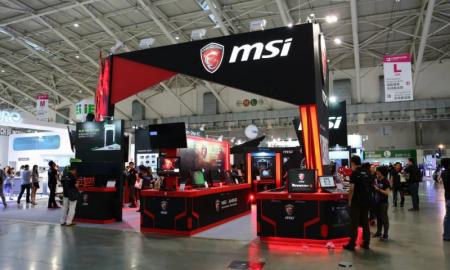 MSi IFA 2018