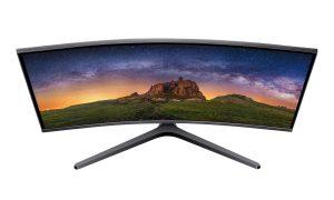 Monitor da gaming SamsungCJG5