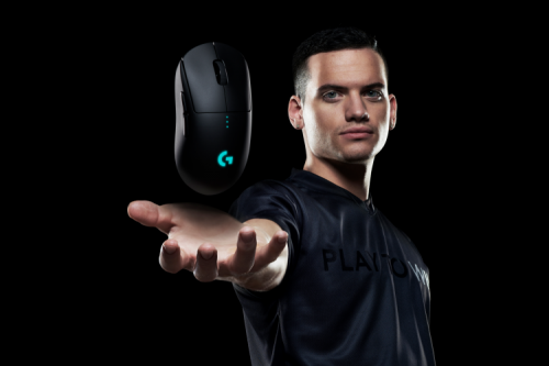 Mouse da gaming Logitech Mouse Gaming PRO Wireless