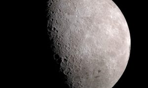 NASA conferma ghiaccio sulla Luna