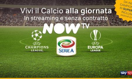 NOW TV Sport Serie A