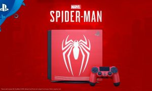 PS4 Limited Edition Spider-Man