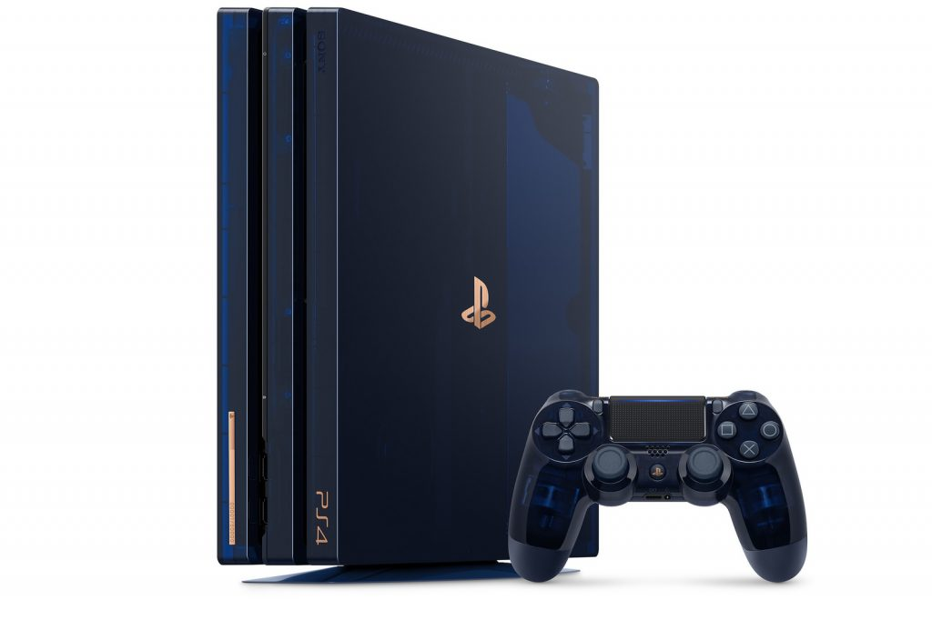 Annunciata una PS4 Pro 500 Million Edition per celebrare le 500 milioni PlayStation vendute 1