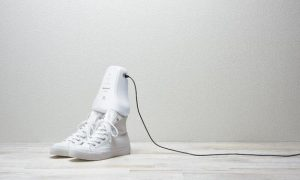 Panasonic MS-D100 cancella odori puzza di piedi