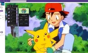 Pokémon Twitch