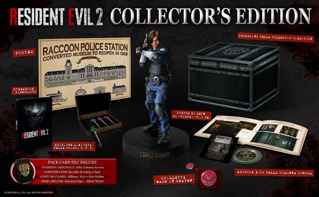 Resident Evil 2 - Collector's Edition (2)