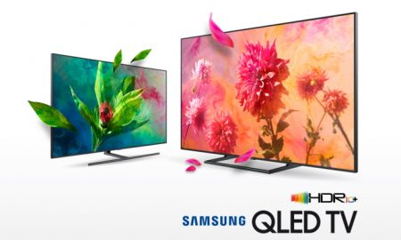 Samsung Smart TV QLED UHD HDR10+ certificazione