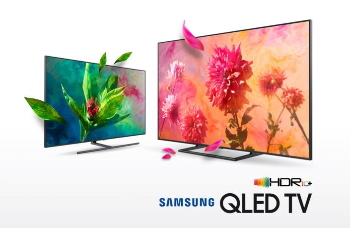 Samsung Smart TV QLED UHD HDR10+ certificazione