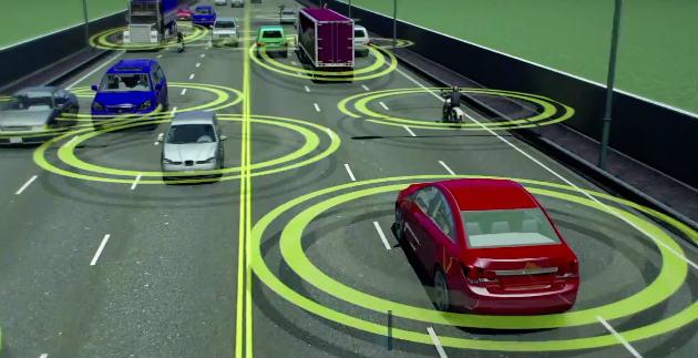Le Smart Road stanno arrivando in Italia grazie ad ANAS 1