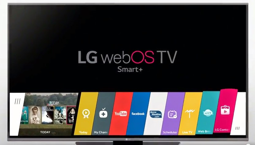 Smart TV LG DAZN e NOW TV
