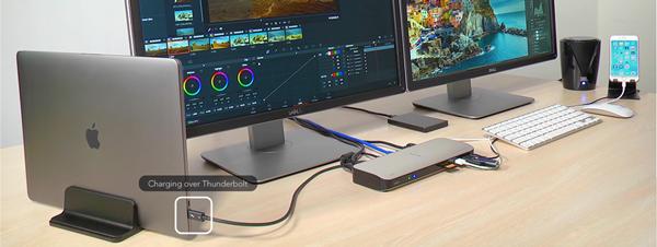 Sonnet Echo 11, la docking station Thunderbolt 3 definitiva per i MacBook Pro 2