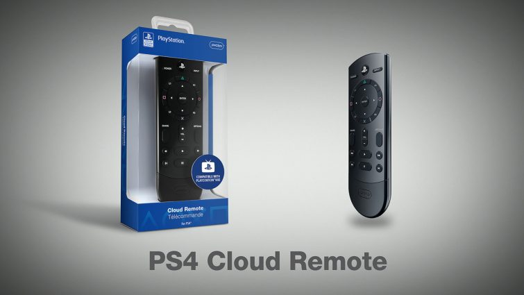 Sony PS4 Cloud Remote