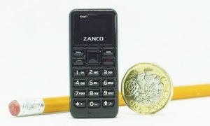 Tiny T1 il telefono più piccolo del mondo