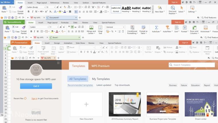 WPS Office disponibile ufficialmente sul Microsoft Store 1