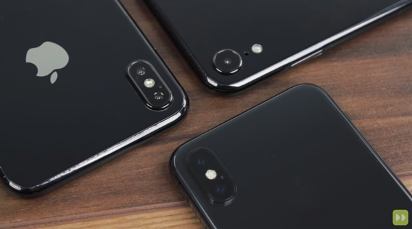iPhone 2018 fotocamere