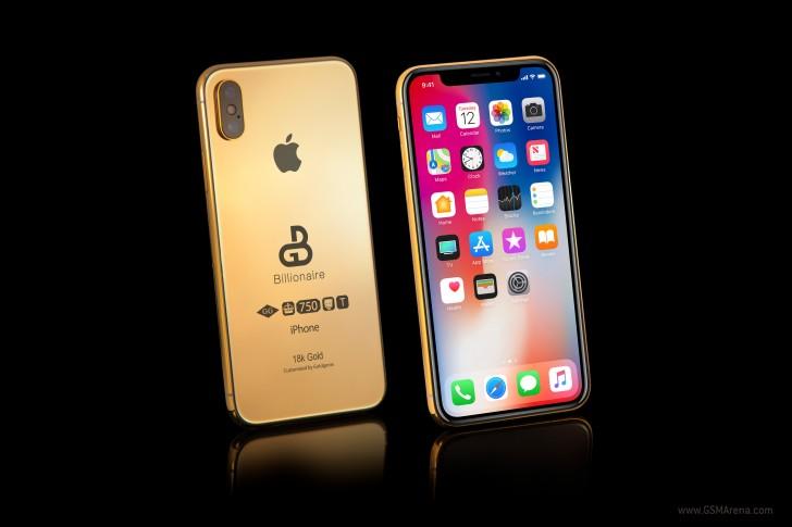 iPhone Xs placcato in oro già in pre-ordine a 100.000£ 1