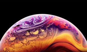 iPhone XS sfondo